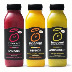 innocent drink London-based innocent drinks thinks it can be the world's favorite healthy food and drink company here's why.