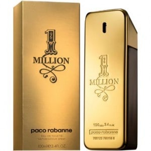 Free '1 Million' Perfume Sample By Paco Rabanne | WOW Free Stuff ...