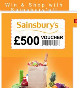 free-sainsburys-shopping-voucher