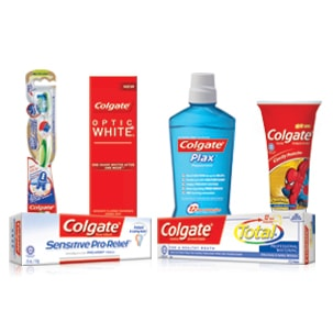 free-colgate-palmolive-products
