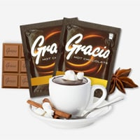 Free Gracio Hot Chocolate Sample | WOW Free Stuff - Freebies, Free ...