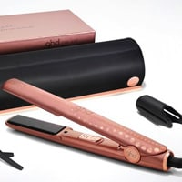 free-ghd-rose-gold-hair-straightener