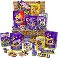 Free cadbury ultimate easter basket wow free stuff freebies cadbury is giving away free cadbury ultimate easter basket worth 65 which includes their top selling chocolate products fill up the form and submit it for negle Image collections